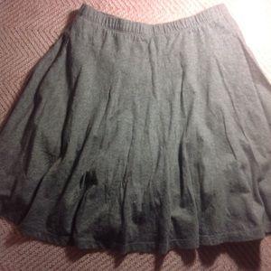 Other - Gray skater skirt